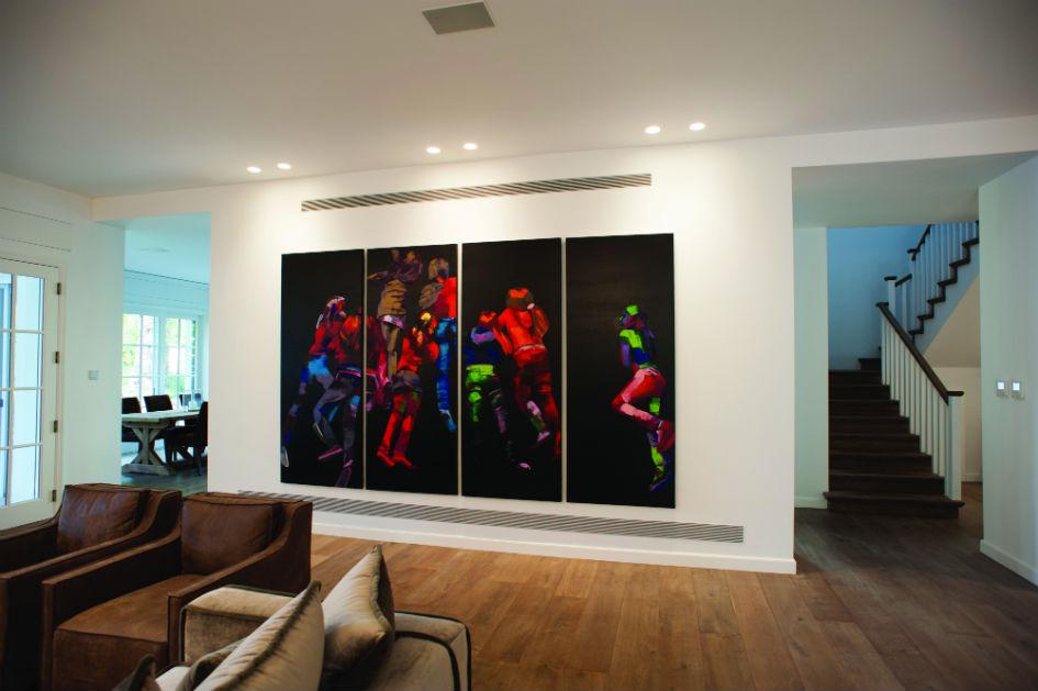 בית בסימן אמנות