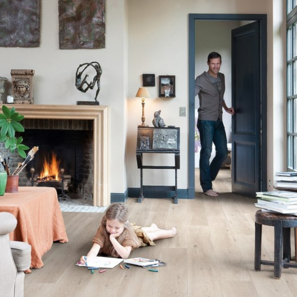 איך לטפל ולשמור על הפרקט בבית שלכם