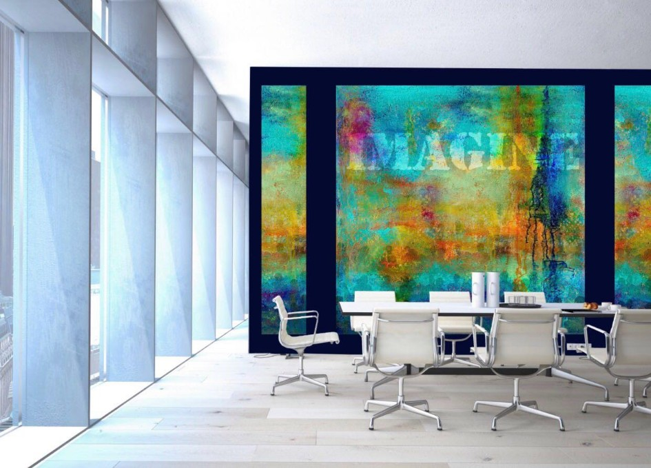קירות שהם יצירות אמנות