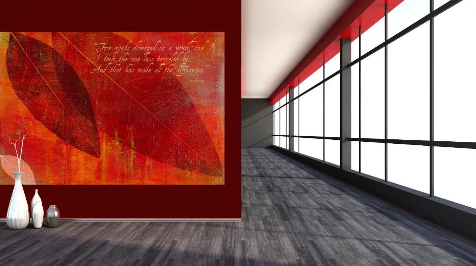קירות שהן יצירות אמנות