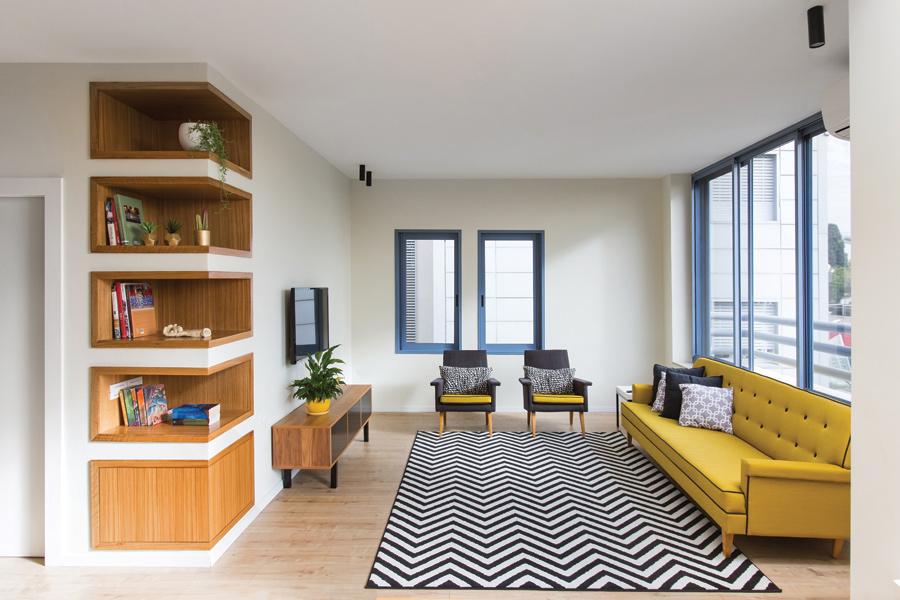 לגור בדירת בוטיק