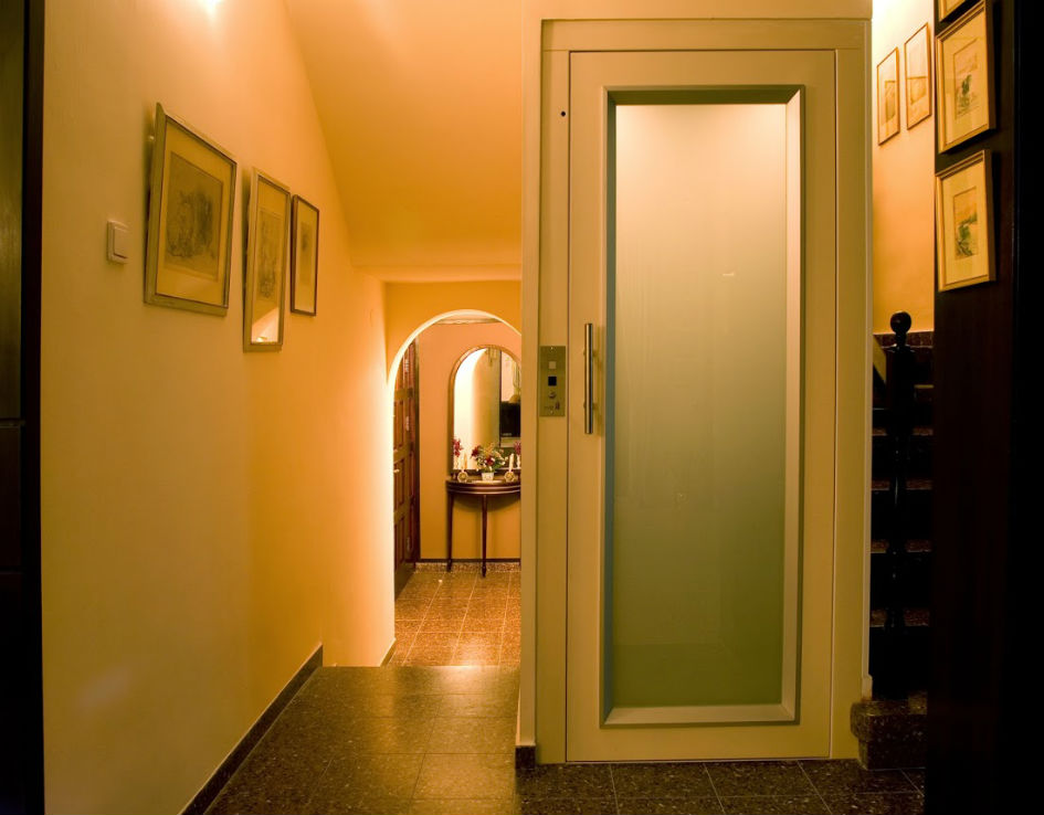 מעלית ביתית- יש דבר כזה