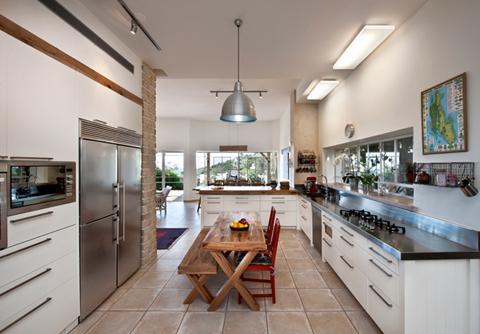 מסודר מטבח במראה תעשייתי | בית ונוי XD-31