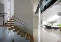 גרם מדרגות מרחף