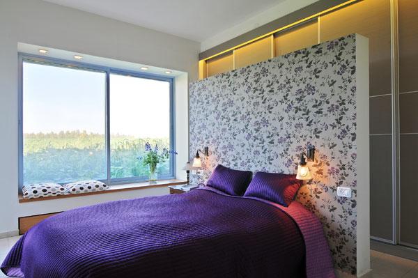 חדר-שינה  | 'אפשרויות' תכנון ועיצוב סביבת חיים