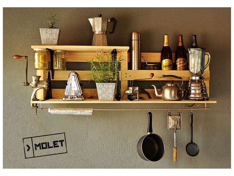 MOLET - modular furniture
