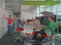 גלריית תמונות עיצוב משרד וחלל מסחרי